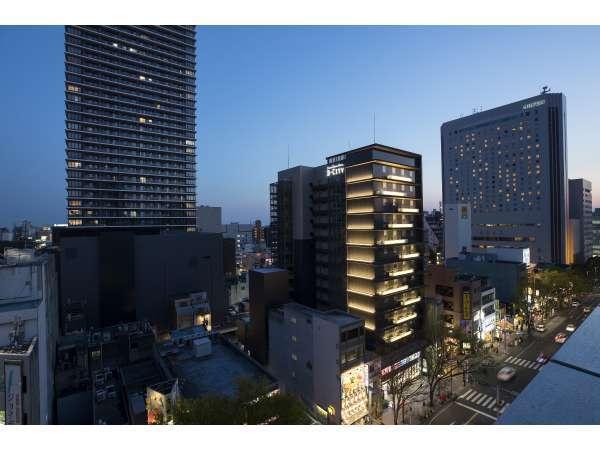 ダイワロイヤルホテル D−CITY 名古屋伏見