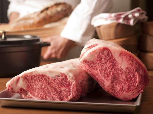 幻の五島牛一例。希少な和牛の味わいをお楽しみ下さい。