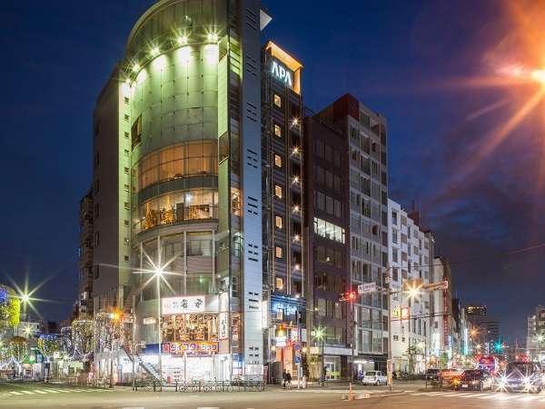 アパホテル<東新宿 歌舞伎町>