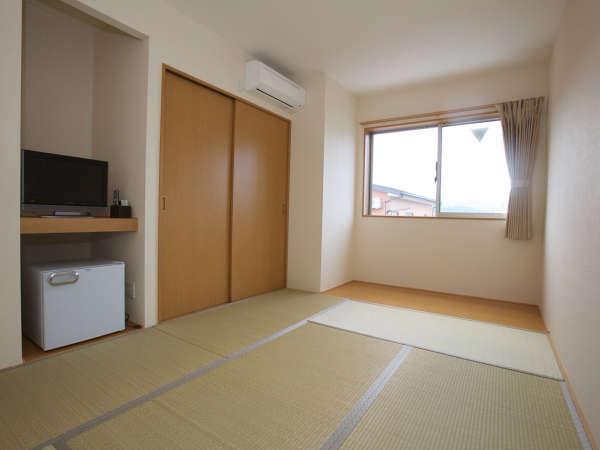 *<6畳一例>和室でゆっくり出来ます。無料のインターネット完備☆