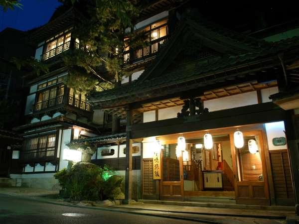 中嶋旅館の外観