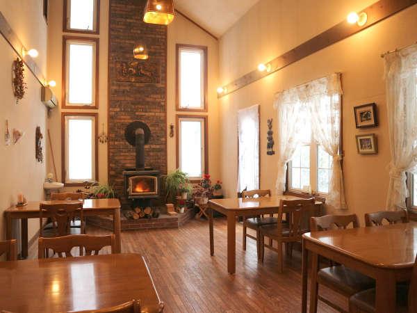 *食事会場一例/雪国東北らしい暖かな照明の中、ゆっくりとお食事をお楽しみ下さい。