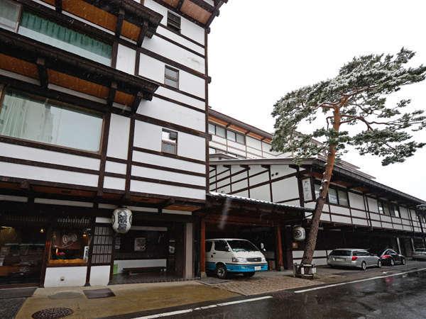 大阪屋の外観