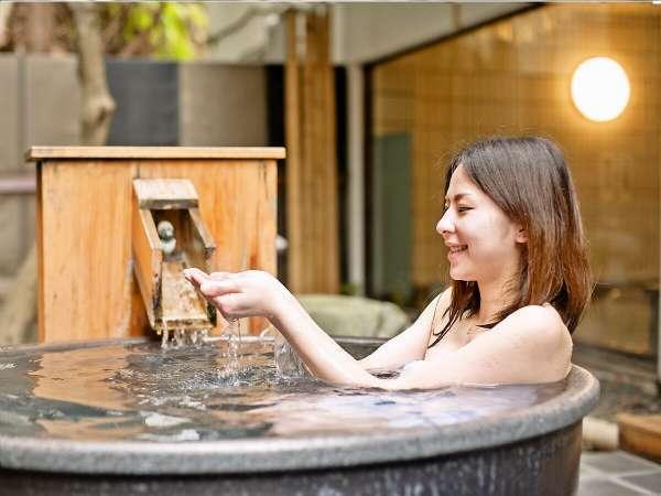 日本初 【乳酸菌風呂】 ≪ビジネスにもお薦め≫素泊まり3日以上宿泊が大変お得にプラン