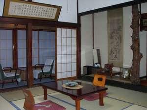 純和風の客室例(1)