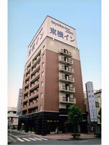 東横イン富士山沼津駅北口Iの外観
