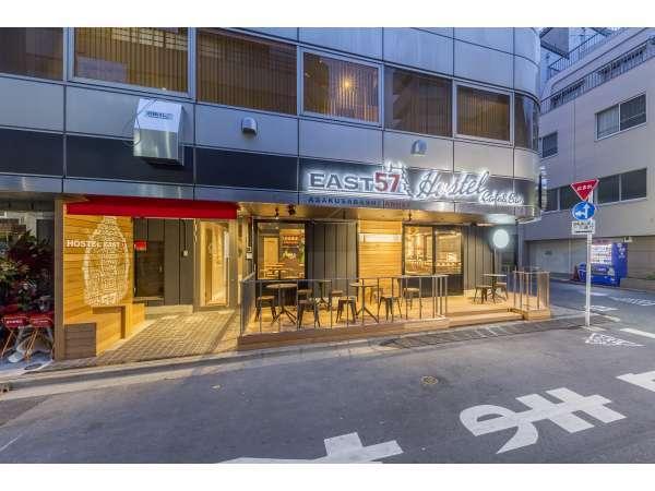 EAST57 浅草橋