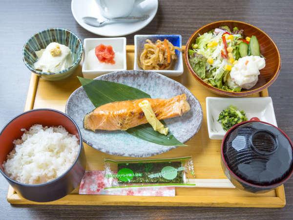 ★和定食朝食プラン★1日のスタートはしっかりご飯♪
