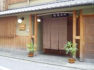 川嶋旅館の外観