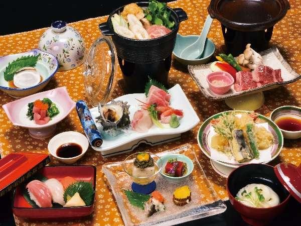 スイートルーム限定【一泊二食】♪秋田の旬美味ものまるっとプラン♪