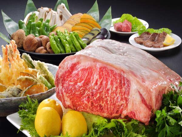 【大人気】オープンキッチン&セレクトコーナー&会席膳付季節のくつろぎプラン