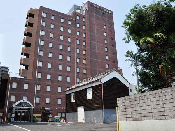 川越第一ホテルの外観
