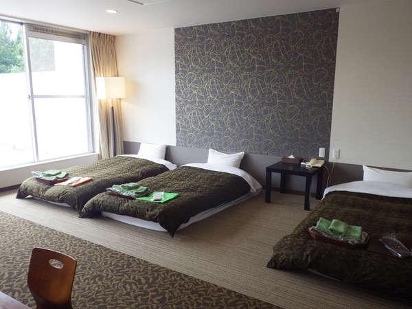 ペットと泊まれるホテル 上塩原温泉 ホテルフォレスタ