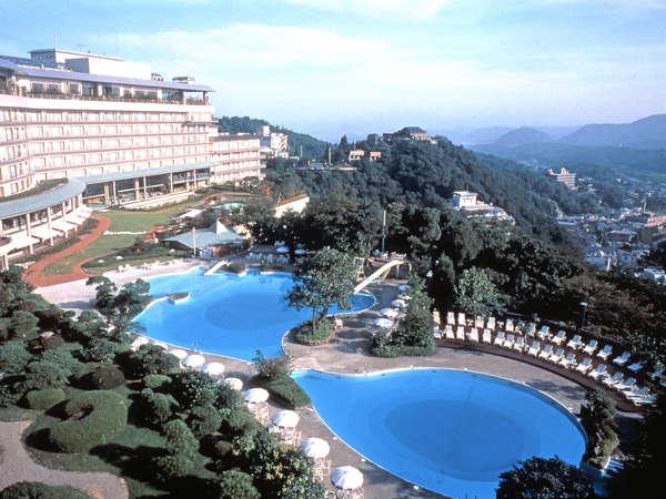 ●有馬グランドホテル全景