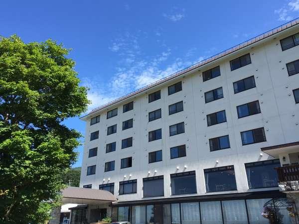 ホテルセランの外観