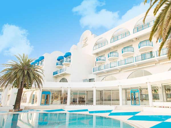 The Hotel Limani & Spa(日本のエーゲ海牛窓 ホテルリマーニ)