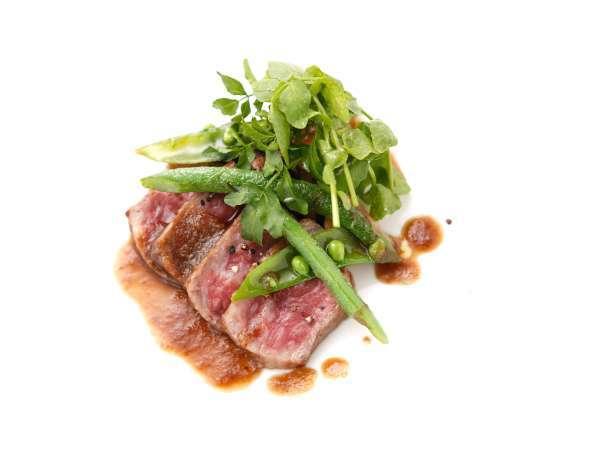 ■お食事評価★5.0獲得の宿■シェフ松村のインスピレーションと技を堪能する最上級シェフ特選コース■