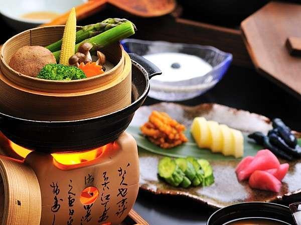 ◆朝食付き(岩手のおばんざい)◆ リーズナブルに、3種類の泉質を愉しむ 【 1泊朝食付きプラン 】