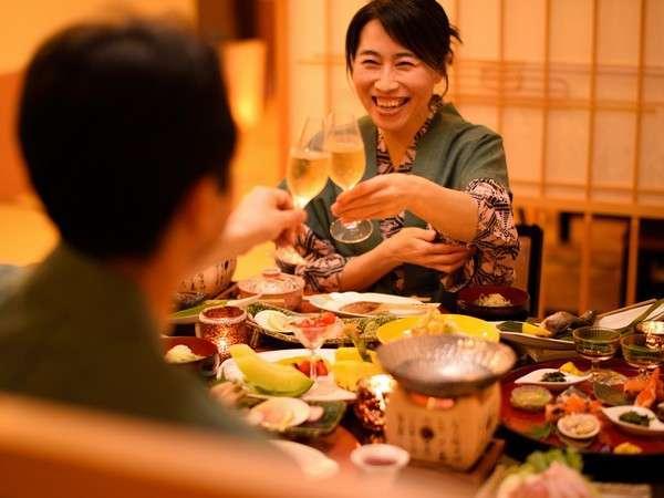 ◆記念日特典(3組限定)◆スパークリングワイン・デザート盛り・スイーツなど特典満載 【前沢牛プラン】