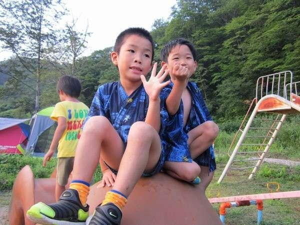 ◆ じゃらん限定 ◆お子様歓迎♪(小学生2食付5,000円) ファミリー応援プラン【 白ゆりポーク 】