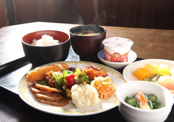 元気の源!選べる【朝食付き】プラン