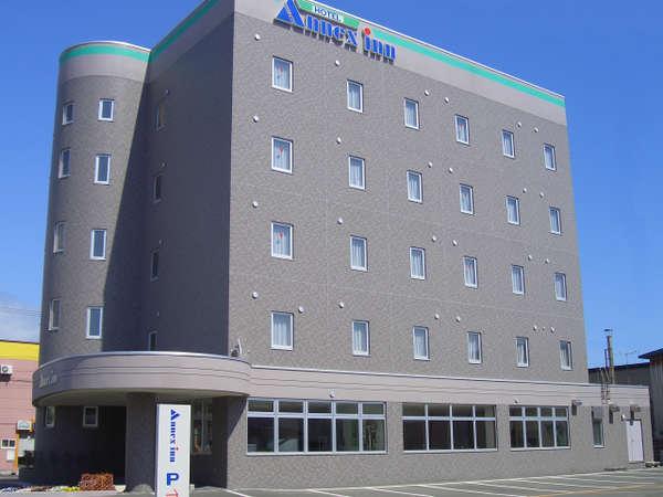 ホテル アネックス インの外観