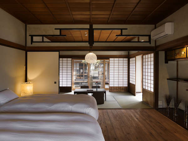 【VMGグランド・101】欄間が美しい日本家屋ならでは上質な風情を感じられるお部屋