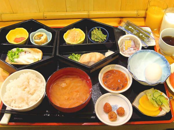 『朝食』◆和食