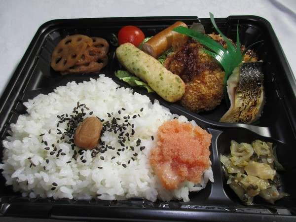 ☆新プラン☆1泊朝食&お夜食の『お弁当』付宿泊プラン♪現金特価!!