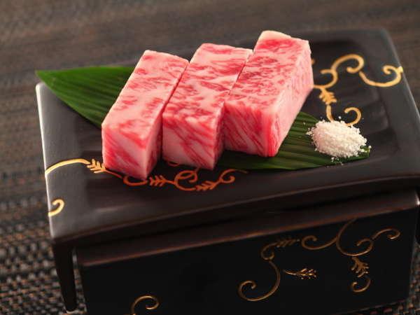 【貸切温泉&個室でお食事】A5ランク飛騨牛炙り焼きプラン