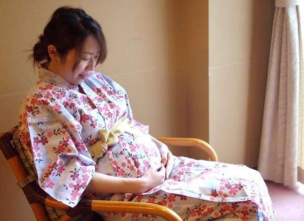 【温泉】5つの特典で妊婦さんも安心♪マタニティープラン