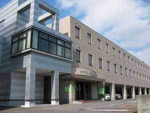 ホテルテトラ八戸の外観