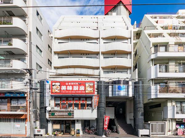スカイハートホテル小岩(旧:ホテルスカイコート小岩)