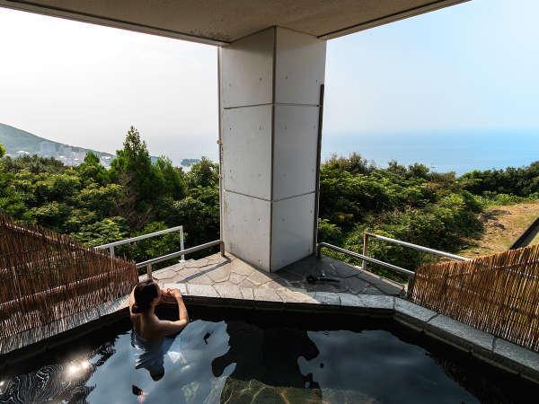 【宿泊のみプラン】天然ラドン温泉&露天風呂からの絶景でリフレッシュ!(素泊まり)