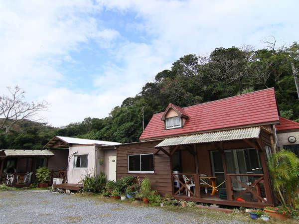 OKINAWA茶房&ペンションやまご家