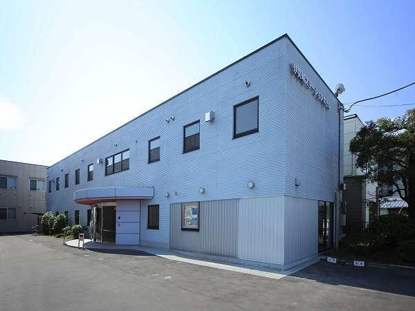 伊勢崎ステーションホテルの外観