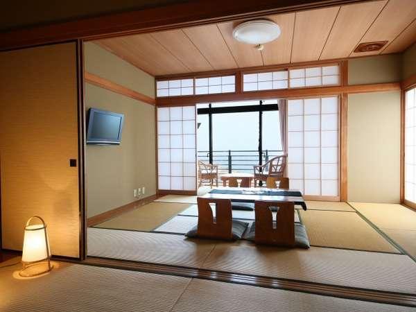 眺望の良い和室