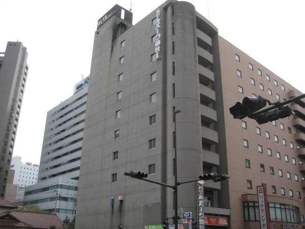ホテルパーク仙台Iの外観