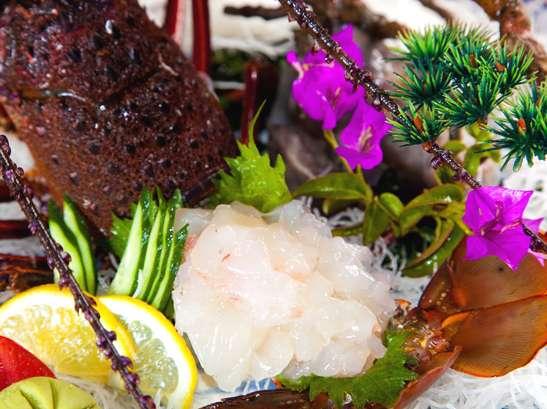 ベイリリィ最上級プラン!新鮮な海の幸を目一杯ご堪能☆《2食付》