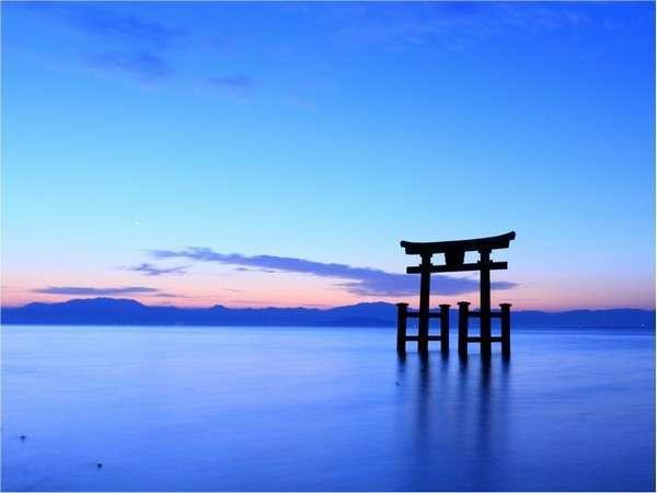 【素泊り】京都からJRで45分&最寄駅無料送迎あり☆奥びわ湖畔でゆったりバカンス