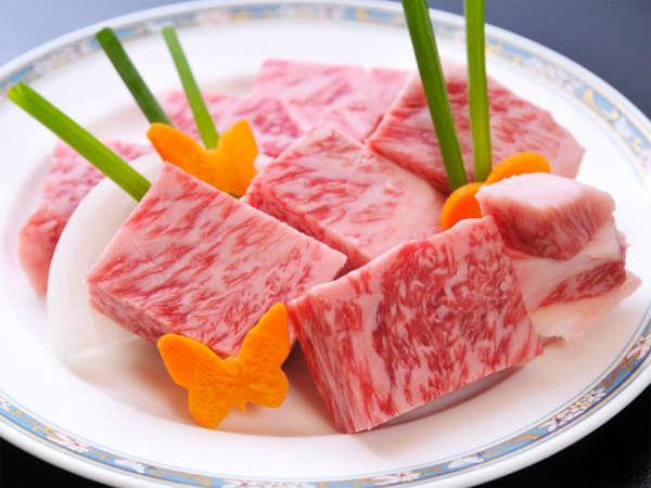 【A4ランク上州和牛ステーキ150g付き】贅沢・上州和牛堪能プラン