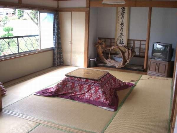 和室14畳以上の個室です、家族グループでご利用下さい。