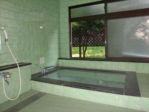 お風呂(ゆっくりとお入り下さい。)