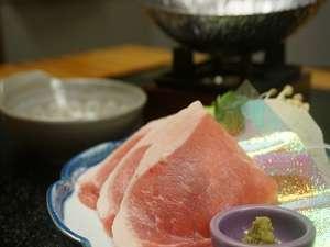 ★北海道産豚肉付★すき焼きorしゃぶしゃぶ一人鍋/ビュッフェ