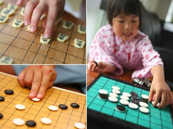 囲碁 将棋 オセロ