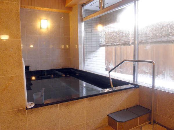 大浴場も完備