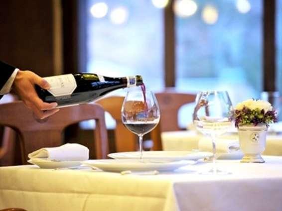 【ザ・フジヤ】ソムリエお薦めのワインと共に、フランス料理をご賞味ください