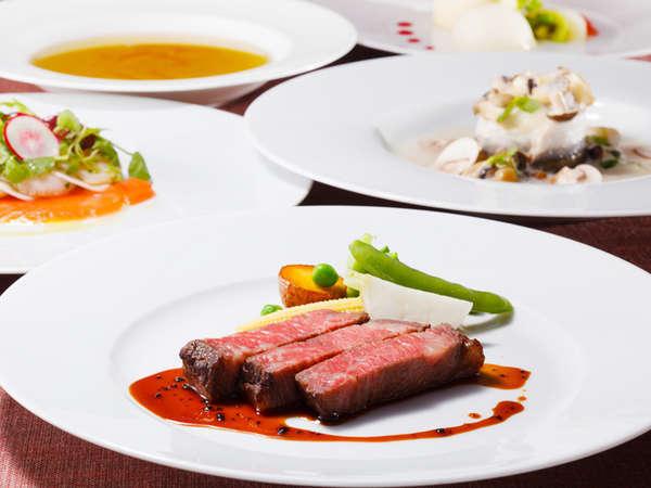 料理長おすすめディナーコース「セゾン」9~11月のメニュー