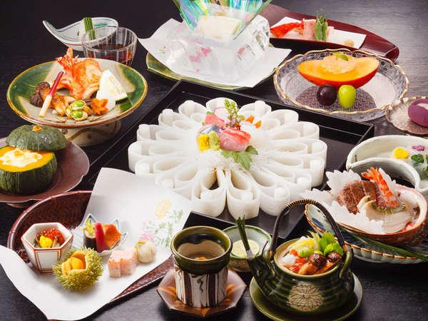【和食会席料理(イメージ)】菊会席