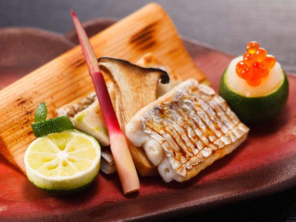 【和食会席料理(イメージ)】月会席(秋)